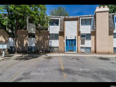 Springville Condo For Sale: 649 E Swenson Ave #5