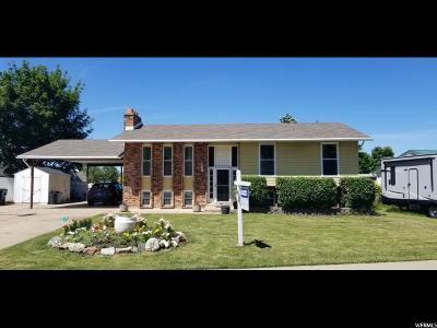 Davis County Single Family Home For Sale: 2045 N 600 W