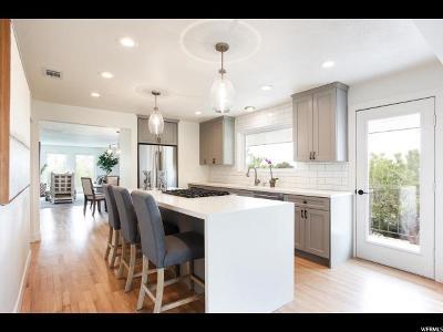 Salt Lake City Single Family Home For Sale: 919 N Hilltop Rd E