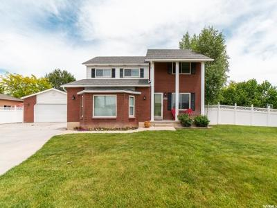West Jordan Single Family Home For Sale: 7079 S 3075 W