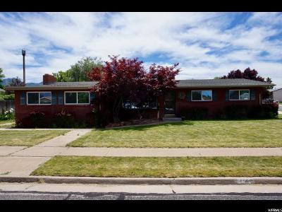 Spanish Fork Single Family Home For Sale: 410 E 700 N