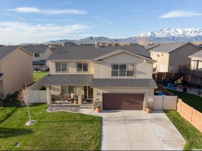 Lehi Single Family Home For Sale: 868 W 1675 S