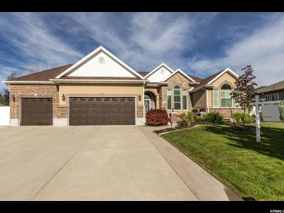 Draper Single Family Home For Sale: 13923 S Arrow Creek Dr #7