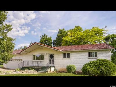 Davis County Single Family Home For Sale: 2623 E 3450 N