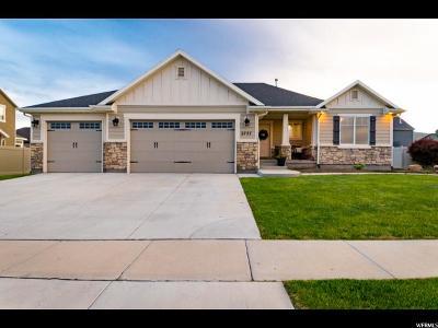 Saratoga Springs Single Family Home For Sale: 2727 S Lavender Ln