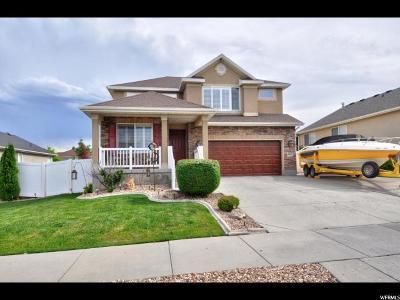 West Jordan UT Single Family Home For Sale: $369,900