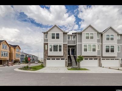 Draper Townhouse For Sale: 13432 S Purple Ash Ln