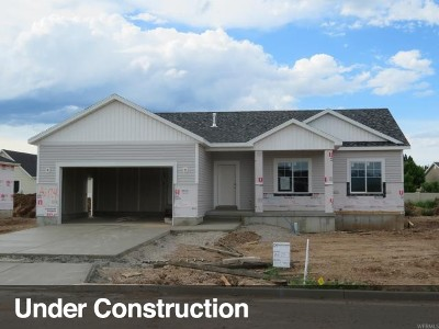 Hyrum Single Family Home Under Contract: 707 E 480 S