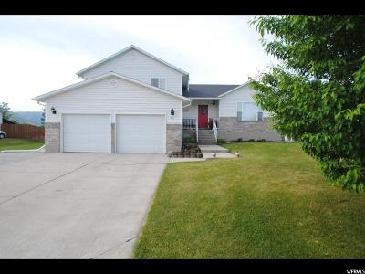 Nibley Single Family Home For Sale: 510 W 2965 S