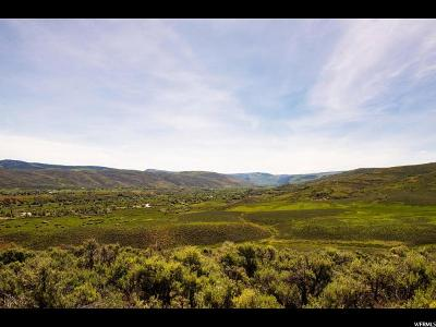 Wasatch County Residential Lots & Land For Sale: 6796 N Moon Rise Way