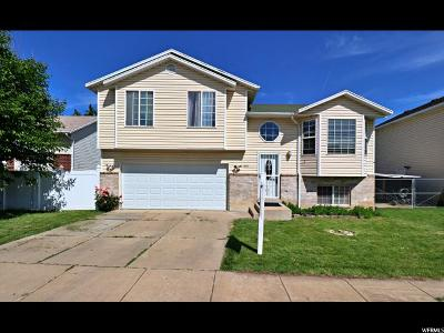 Weber County Single Family Home For Sale: 820 Wildflower