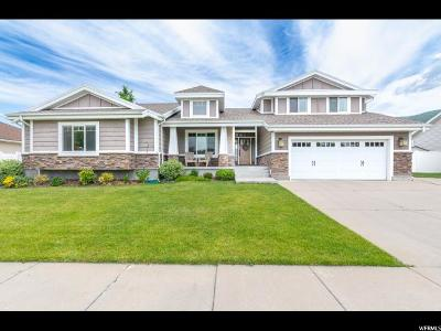 Centerville Single Family Home For Sale: 84 W 850 S