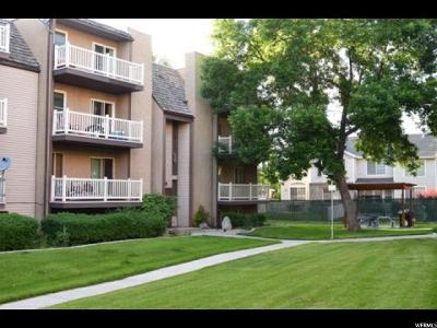Davis County Condo For Sale: 88 W 50 South St #P24