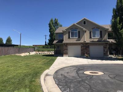 Davis County Townhouse For Sale: 160 Evans Cove Loop