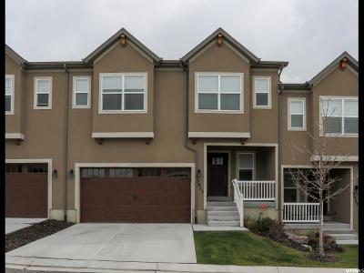 Holladay Townhouse For Sale: 5053 S Oban