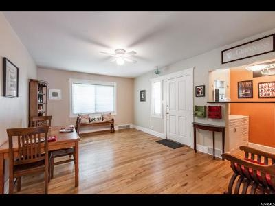 Salt Lake City Single Family Home For Sale: 951 W Signora N