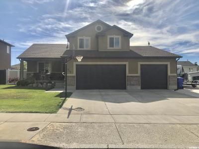 Tooele County Single Family Home Under Contract: 919 Fox Run Dr
