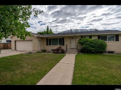 Orem Single Family Home Under Contract: 380 N 1200 E