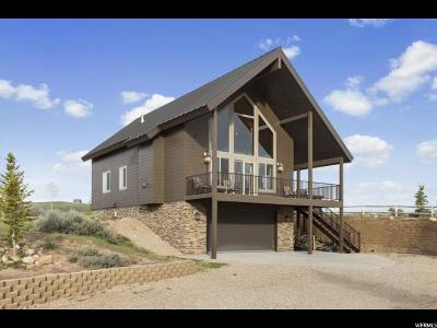 Wasatch County Single Family Home For Sale: 5952 S Mountain Meadows Ln