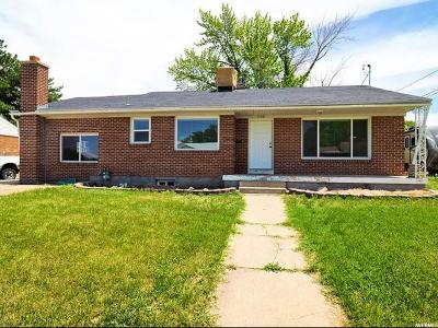 Weber County Single Family Home For Sale: 5140 S 2100 W