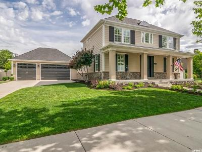 South Jordan Single Family Home For Sale: 4316 W Open Crest Dr S