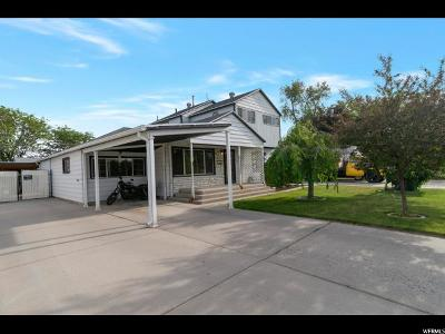Orem Single Family Home Under Contract: 482 E 1800 S