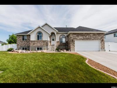 Nibley Single Family Home Under Contract: 1475 Sunset Cir