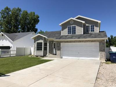 Weber County Single Family Home For Sale: 5397 S Vista Dr W