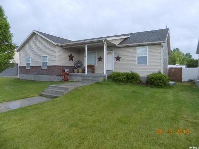 Eagle Mountain Single Family Home For Sale: 2114 E Juniper Dr