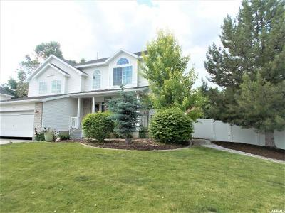 Stansbury Park Single Family Home For Sale: 252 Spyglass Dr