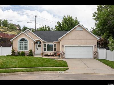 Sandy Single Family Home For Sale: 1675 E Hidden Valley Club Cir