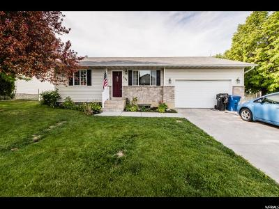 North Logan Single Family Home For Sale: 308 E 2440 N