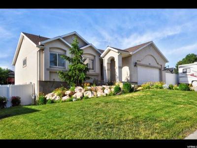 Draper Single Family Home For Sale: 933 E Ibis Way S
