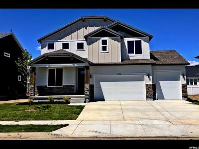 Lehi Single Family Home For Sale: 626 S 2100 W #61
