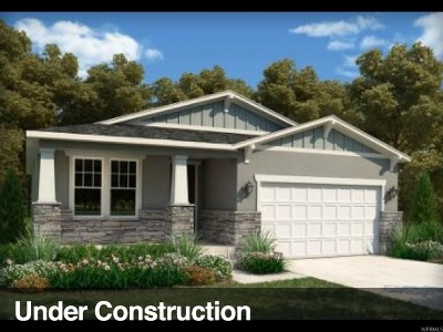 West Jordan Single Family Home Under Contract: 6837 W 8045 S