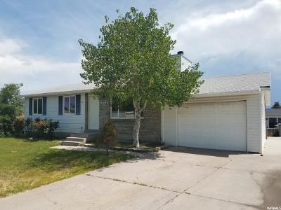 Salt Lake City Single Family Home For Sale: 4707 W 5865 S