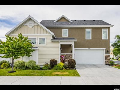 Midvale Townhouse Under Contract: 377 E Tractor Dr