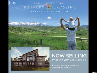Weber County Residential Lots & Land For Sale: 1487 S Redbud Ct