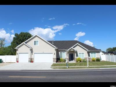 West Jordan Single Family Home For Sale: 6786 S 2200 W