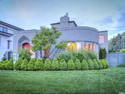 Salt Lake City Single Family Home For Sale: 518 N K St E
