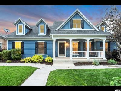 South Jordan Single Family Home For Sale: 11621 S Grandville Ave