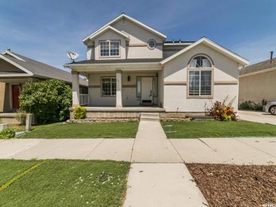 Draper Single Family Home For Sale: 346 W Inauguration Rd S