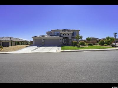 St. George Single Family Home For Sale: 2793 S 3100 E