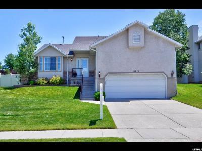 Draper Single Family Home For Sale: 11871 S Blue Heron Dr
