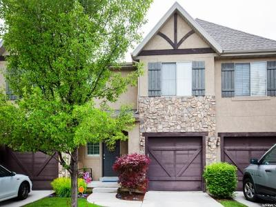 Midvale Townhouse For Sale: 7154 S 420 E