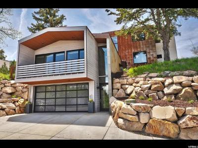 Park City Single Family Home For Sale: 380 Crestview Dr #37