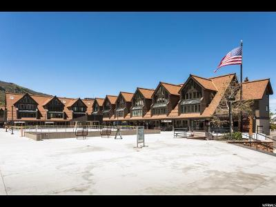 Park City Condo For Sale: 1385 Lowell Ave #103