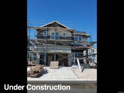 Herriman Single Family Home For Sale: 14808 S Pele Ln #417