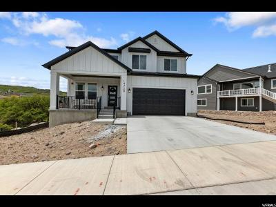 Draper Single Family Home For Sale: 14728 S Canyon Pointe Rd