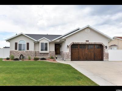 Riverton Single Family Home Under Contract: 5147 W Elk Horn Peak Dr S